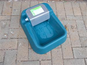 Dog-on-Tap auto water dispenser