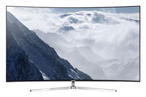 "Samsung 78"" SUHD Smart Curve TV"