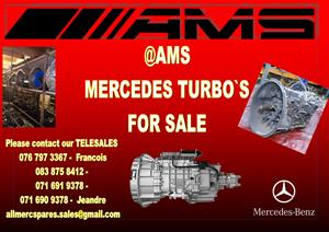 Mercedes Turbo's for sale