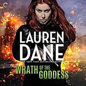 Goddess with a Blade by bestselling author Lauren Dane