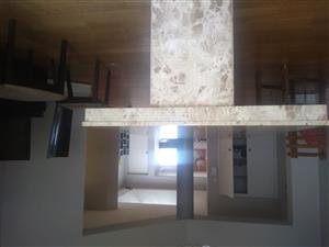 Unique marble dining room table