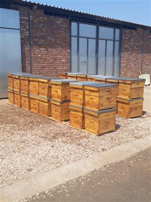 Bee Ready Langstroth Bee Hives For Sale