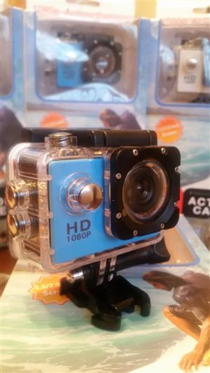 ACTION CAMERA - PROMOTION