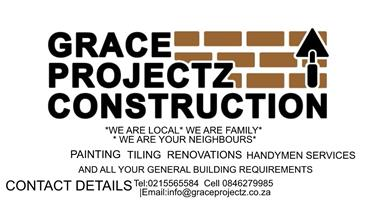 Professional builders,painters,tilers,plumbers and general handyman services