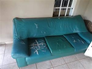 6 Seater Lounge Suite, Cushions need recovering
