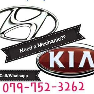 Hyundai Kia Specialist Mechanic