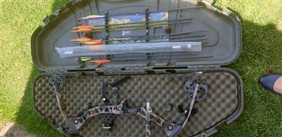 Mathews solarcam switchback bow for sale