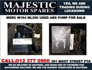 Mercedes benz ML300 used abs pump for sale