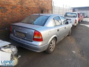 Opel Astra Z22SE 2003 2.2 16V Sedan STRIPPING FOR SPARES AND PARTS