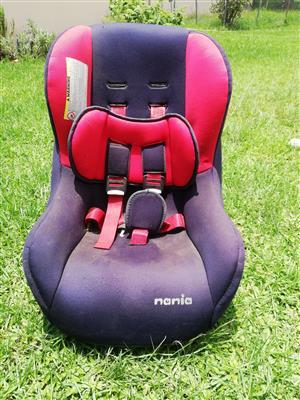 Child Car seat Nania.