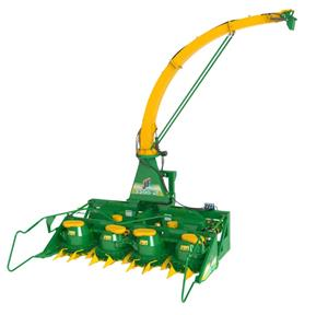 S2342 Green JF 3200 AT Precision Forage Harvester New Implement
