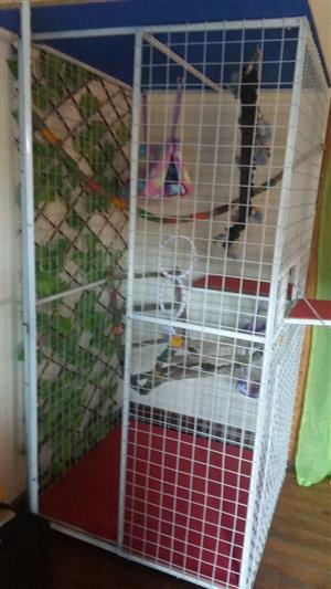 Big marmoset cage for sale