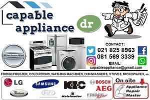 refrigeration & appliance repairs