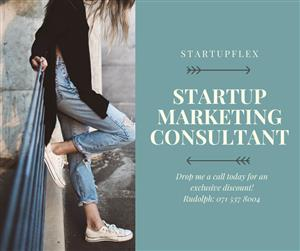 Startup Business Consulting Solutions