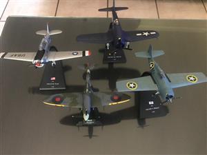 Die cast model planes for sale