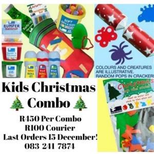 Kids Christmas Combo