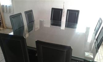 Urgent Sale 9Pce Dinning Room Suite