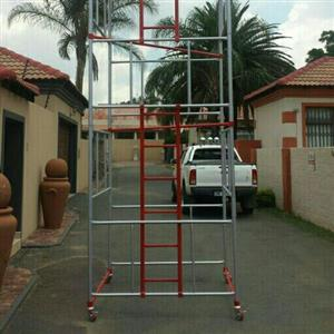 scaffolding available
