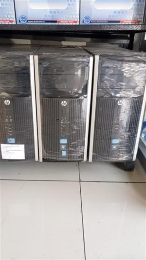 Lenovo Intel Core i5 -2500 cpu @ 3.3GHz