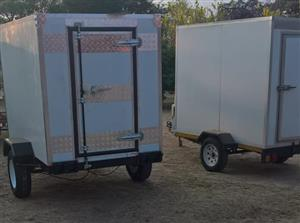 Mobile trailers