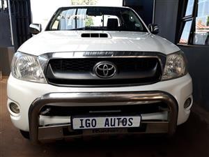 2010 Toyota Hilux 3.0D 4D Xtra cab Raider