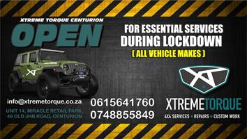 All 4x4 Repairs, Services, Gearbox and Diff Repiar