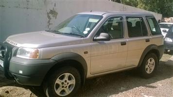 1999 Land Rover Freelander 1.8 5 door SE