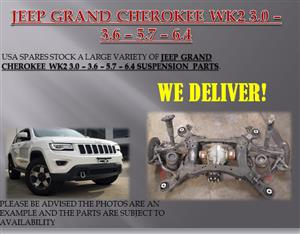JEEP CHEROKEE WK2 3.0/3.6/5.7/6.4 SUSPENSION PARTS (FOR SALE)