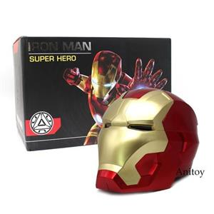 Iron Man Cosplay Mask