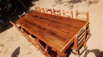 Diningroom / garden sleeper furniture