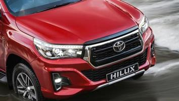 2019 Toyota Hilux double cab HILUX 2.4 GD 6 SR 4X4 P/U D/C