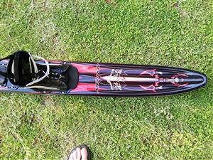 Wakeboards and Slalom Skis for sale