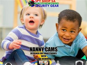 Security Cameras for Creches and Daycare Centres - Spy Shop