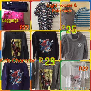Brand NEW kids clothing at wholesale prices