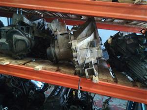 Ford rocam 1.6 gearbox on sale
