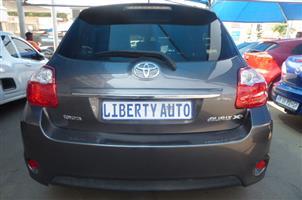 2011 Toyota Auris 1.6 XR