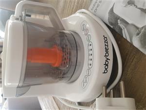 Food maker - steamer and blender