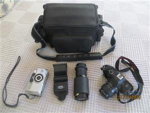 Second generation cameras & equipment