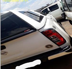 2017 Nissan Navara 2.3D double cab 4x4 LE