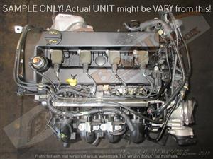 FORD GALAXY -SEWA 2.3L VVTI DOHC 16V Engine (Mazda L3)