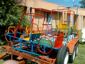 Playground Equipment - Rent or buy