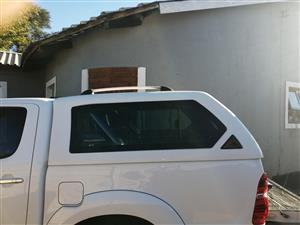 Hilux d4d /VVTi double cab canopy for sale