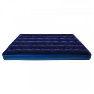 Mattress Blow Up Kaufmann Blue – Double 135cm x 185cm x 22cm