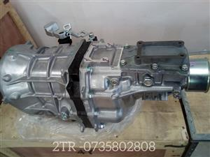 TOYOTA QUANTUM 2.7 [2TR ] GEARBOX IS NOW IN STOCK IS BRAND NEW CONTACT JOHN.