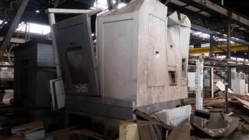 Vertical Turning Center Machine - ON AUCTION