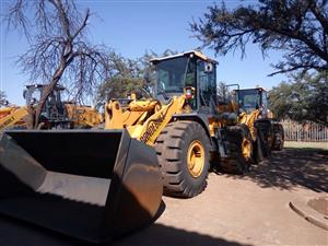 5 tons front loader to sell