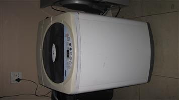 LG 13kg top loader washing machine