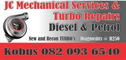JC MECHANICAL & TURBO REPAIRS