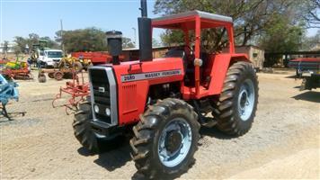 Massey Ferguson (MF) 2680 4x4 Pre-Owned Tractor