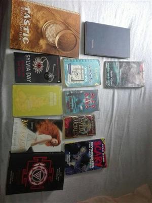 Verskeie lees boeke te koop